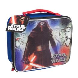 24 Units of Star Wars Insulated Lunch Bag - Lunch Bags & Accessories