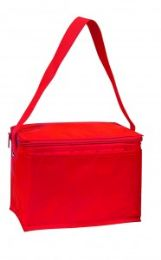 72 Units of Insulated 6-Pack Nylon Cooler - Bags Of All Types
