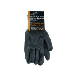 60 Units of Light-Duty Multi-Purpose Work Gloves - Gardening Gloves