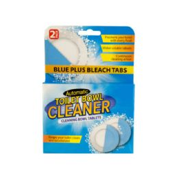60 Units of Automatic Toilet Bowl Cleaner Tablets - Cleaning Products