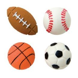 96 Units of Sports Ball Eraser - Erasers