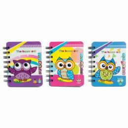 72 Units of The Happy Owl Memo - Memo Holders and Magnets