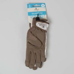 50 Units of Gloves Womens Signature Small Synthc Lthr Palm Mesh - Gardening Gloves