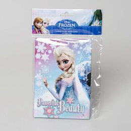 96 Units of Diary W/lock Disney Frozen Peggable 6 X 10 - Licensed School Supplies