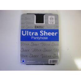 120 Units of Ultra Sheer Pantyhose White - Womens Pantyhose