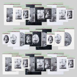 72 Units of Photo Frame Mats - Picture Frames