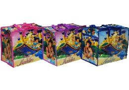 24 Units of Licensed Disney Tote- Aladdin (L) - Tote Bags & Slings