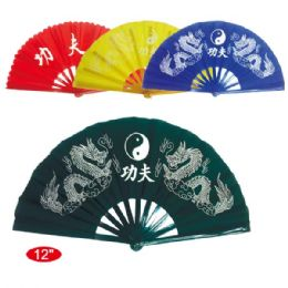 """60 Units of 12""""chinese fan - Home Decor"""