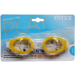 12 Units of PLAY GOGGLES ON BLISTER CARD - Summer Toys
