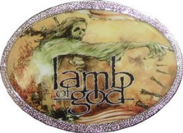 36 Units of Lamb Of God Belt Buckle - Belt Buckles