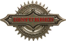 48 Units of Disturbed Belt Buckle - Belt Buckles