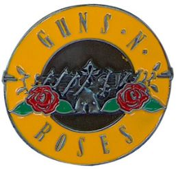 24 Units of Guns N Roses Belt Buckle - Belt Buckles