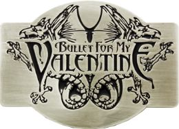 48 Units of Bullet For My Valentin Beltbuckle - Belt Buckles