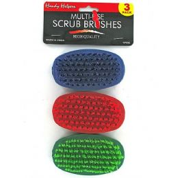 45 Units of MultI-Use Scrub Brushes - Scouring Pads & Sponges
