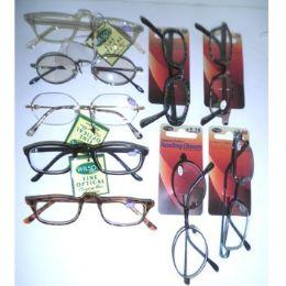 72 Units of READING GLASSES ASSORTMENT - Reading Glasses