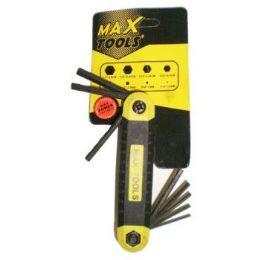 72 Units of Allen Key Tool Set - Hardware Gear