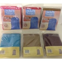 144 Units of Laundry Bag Assorted Colors - Laundry  Supplies