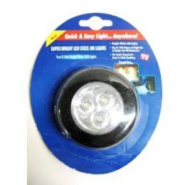 60 Units of Three Bulb Stick Up Light - Lightbulbs