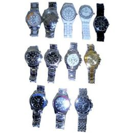 24 Units of WRIST WATCHES FOR MEN, A FEW LADIES - Men's Watches