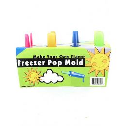 36 Units of Freezer pop mold - Freezer Items