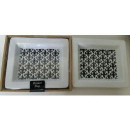 48 Units of Bed Bath And Beyond Trinket Tray - Bathroom Accessories
