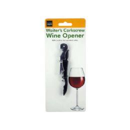 72 Units of Waiter's Corkscrew Wine Opener - Kitchen Gadgets & Tools