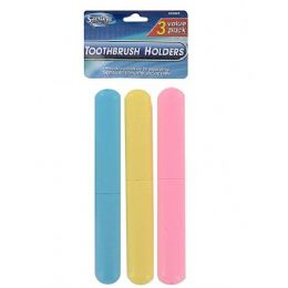 72 Units of Toothbrush holders - Toothbrushes and Toothpaste