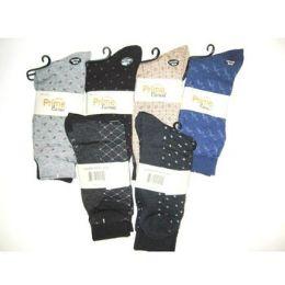 60 Units of Men's Dress Socks - 2 Pac - Mens Dress Sock