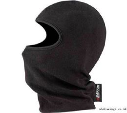 48 Units of FLEECE BALACLAVA HOODED FACE MASK & NECK WARMER - Unisex Ski Masks