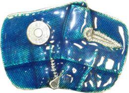 24 Units of Blue Jean Belt Buckle - Belt Buckles