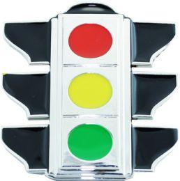 24 Units of Stop Light Belt Buckle - Belt Buckles