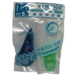 96 Units of 2 Pack Correction Tape - Tape