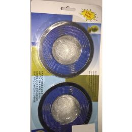 72 Units of 2 Pack Kitchen/bathroom Sink Strainer - Bathroom Accessories