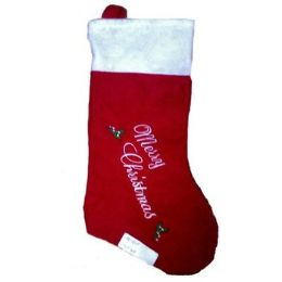 144 Units of Christmas Stockings - Christmas Stocking