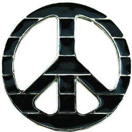 36 Units of Peace Belt Buckle - Belt Buckles