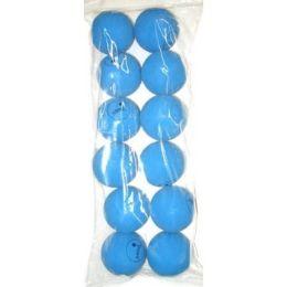 96 Units of Blue Handball - Balls
