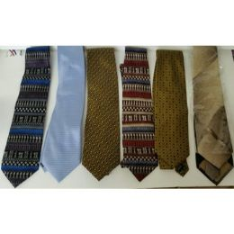 72 Units of Men's Ties in Assorted Colors/ Patterns - Neckties