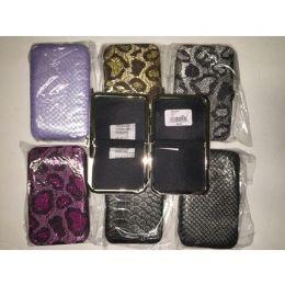 72 Units of Metallic Id Case - ID Holders