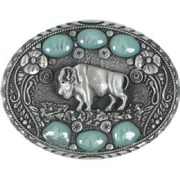 24 Units of Cowboy Belt Buckle - Belt Buckles