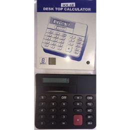 48 Units of Solar Desk Top Calculator - Calculators