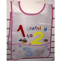 72 Units of Children's Activity Apron - School Supply Kits