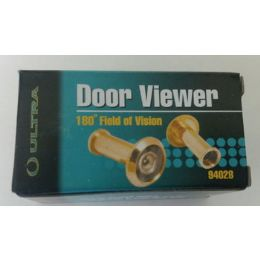 24 Units of 180 DEGREE DOOR VIEWER - Home Accessories