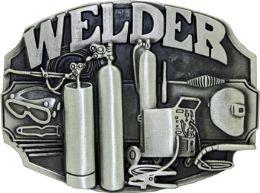 24 Units of Welder Belt Buckle - Belt Buckles