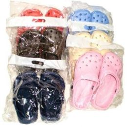 48 Units of CHILDREN'S CLOGS - Girls Slippers