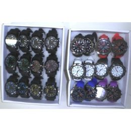 36 Units of MENS WATCHES - Men's Watches