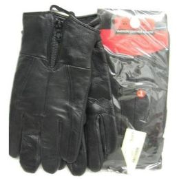 36 Units of WOMEN'S LEATHER GLOVES - Leather Gloves