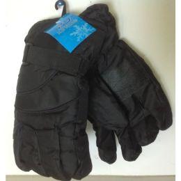 72 Units of MEN'S SKI GLOVES - Ski Gloves