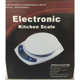 24 Units of Electronic Kitchen And Food Scale - Scales