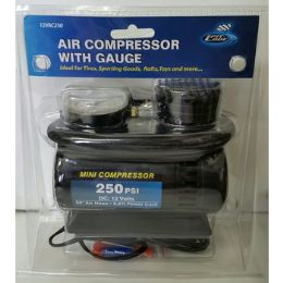 12 Units of AIR COMPRESSOR WITH GAUGE - Electrical