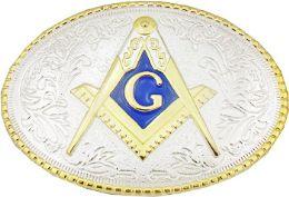 12 Units of Mason Belt Buckle - Belt Buckles